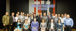 AEMI Forum Group Photo, February 2015, Bangkok