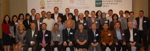 AEMI Forum Group Photo, November 2015, Singapore