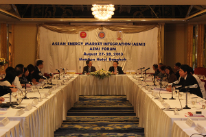 AEMI Forum, August 2013, Bangkok