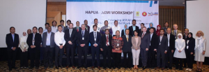 AEMI Forum Group Photo, May 2016, Jakarta